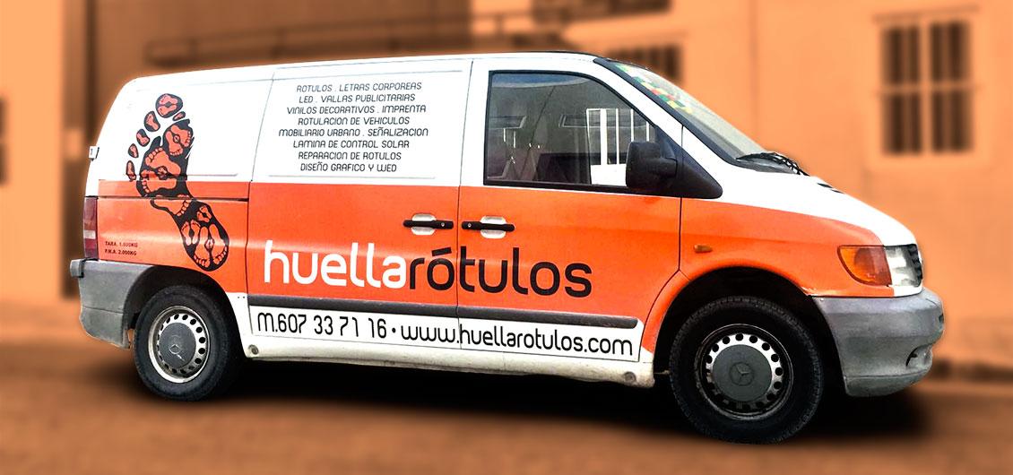 Empresa de Rótulos en Lorca